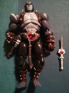 Complete Thundercats Panthro figure