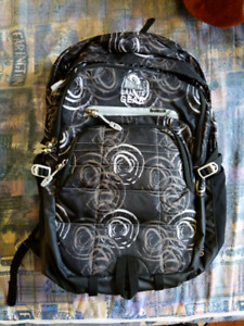 Like new black backpack