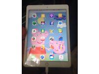 iPad Air 2 wifi and data
