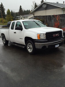 2011 GMC Sierra 1500 Efficient duel fuel (very low kms) Pickup
