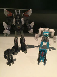 Transformers Generations Figures
