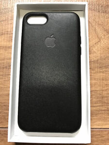 IPHONE 7 - LEATHER CASE