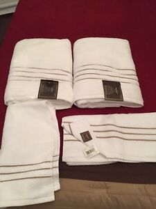 Bath towel set - brand new with tags