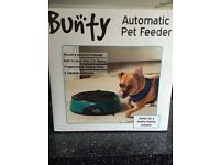 Bunty Automatic 6 Day Meal Pet Feeder