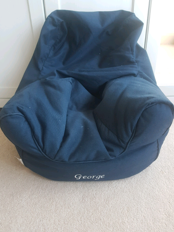 Astonishing Childs Beanbag With The Name George In Exeter Devon Gumtree Lamtechconsult Wood Chair Design Ideas Lamtechconsultcom
