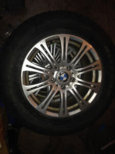 GREAT DEAL 4 BMW wheels good shape
