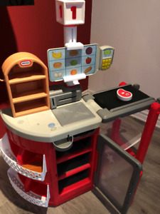 Little Tikes Shop and Learn Smart Checkout - New in box