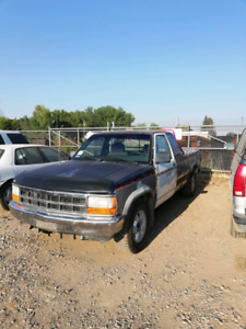 1992 Dodge Dakota (Farm Truck)