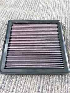 k & n engine air filter for subaru 33-2304