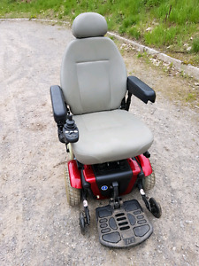 Jet 3 Ultra mobility chair like new condition