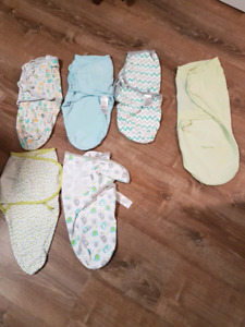 Infant sleep Swaddle Sacks