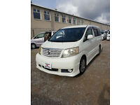 2004 Toyota Alphard 2.4 Automatic Very Low Miles !!