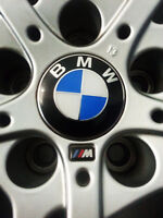 BMW X3 & X4 M Double Spoke Mag wheels & summer tires. 7 844 250