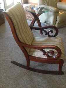 Antique Rocking Chair London Ontario image 1