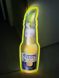 Corona Extra Neon Light Sign