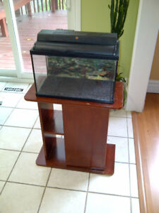 Fish Tank & Stand