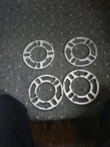 10mm wheels spacers  for sale  Elland, West Yorkshire