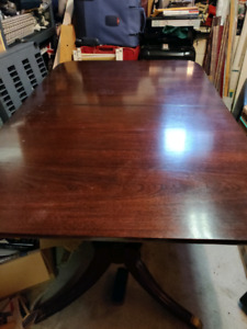 Antique Dining Room Table 1940s