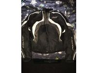 Motorcycle Jacket - men's size Small