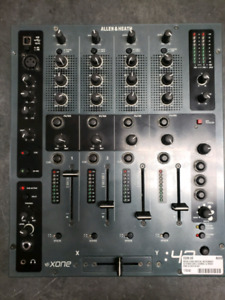 Allen & Heath XONE:42 Professional DJ Mixer