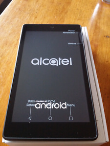 Alcatel Pop 7 LTE Telus *Brand New In the Box* 4G Tablet Pablet