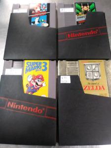 Mario Bros - Super Mario - zelda - Donkey Kong