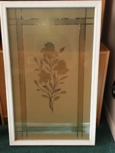 Thermal Glass Decorative Window