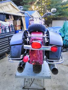 2002 HARLEY DAVIDSON ROAD KING W CLEAN TITLE COULD PART IT OUT Windsor Region Ontario image 8