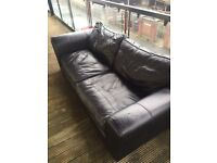 """Leather sofa """"great condition"""""""