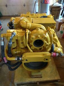 Caterpillar Marine 3208 engine parts for 210, 320, 375, 435 hp