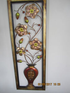 A Flavour of warm colours in this  decorative Wall hanging