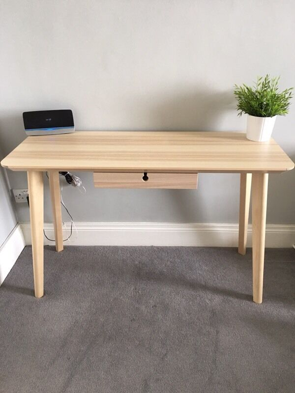 IKEA lisabo desk console table in Bangor County Down  : 86 from www.gumtree.com size 600 x 800 jpeg 54kB