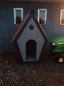 Brand New Insulated Very Large Dog House Strathcona County Edmonton Area image 1