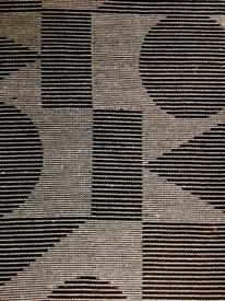 Black & white rug (John Lewis)