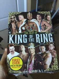 King Of The Ring WWE DVD