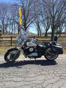1996 honda shadow ace 1100