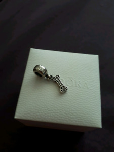 Pandora, I heart my dog charm