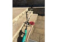 Garden line Electric Long Reach Hedge Trimmer