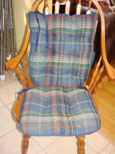 Chair Pad for a Rocking Chair