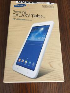 Samsung Galaxy Tab 3 Lite SM-T110 8GB, Wi-Fi, 7in tablet