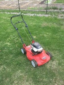 Troy bilt lawnmower -Aluminium deck!