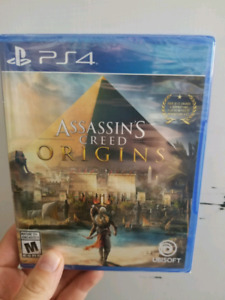 Assassin's Creed Origins Sony Playstation 4 Neuf Sealed