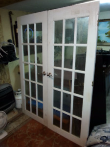 French Doors - 30 inch