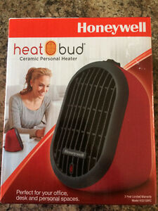 NEW - Honeywell Heat Bud - Personal heater