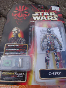 Star Wars figures, Commtech London Ontario image 6