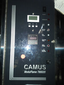 CAMUS HYDRONIC BOILER  COMPLETE 1.2 MBH NATURAL GAS