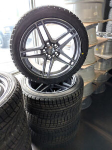 P225/45R18 Winter Package with alloy for Mercedes