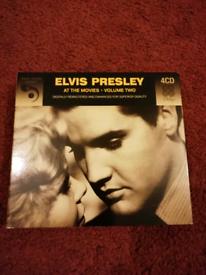 Elvis Presley. At the movies vol 2.4 CD set.