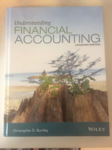 Understanding Financial Accounting, Canadian Edition