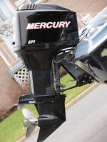 Mercury 200HP 1999 - 1 cyl down